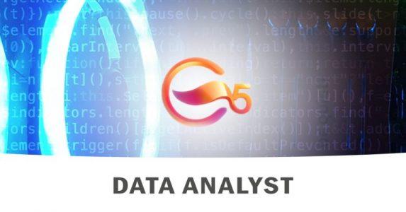 DATA-ANALYST | à distance